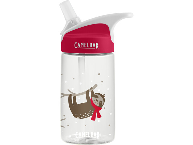 CamelBak Eddy Holiday LTD Trinkflasche 400ml Kinder cozy sloths